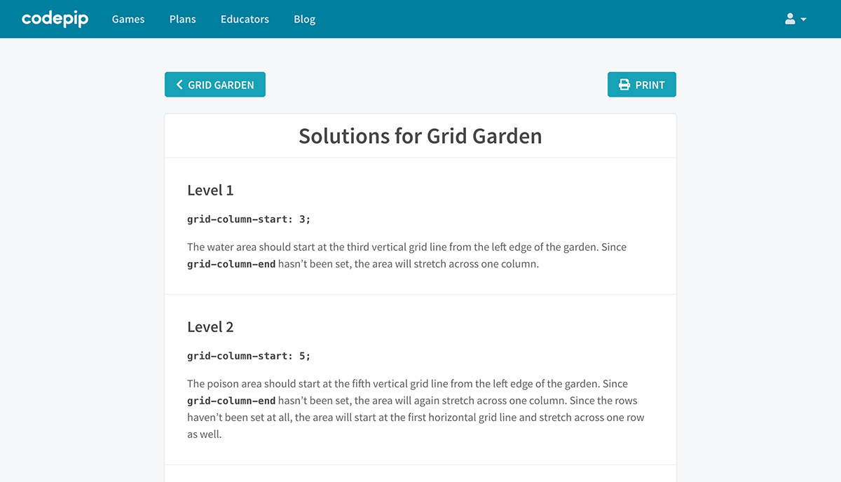 Teacher Solutions Guides