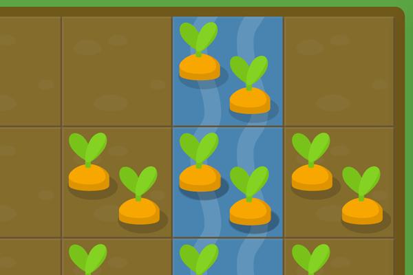 Grid Garden Screenshot